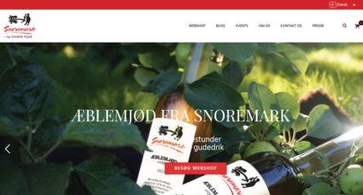 Snoremark webshop