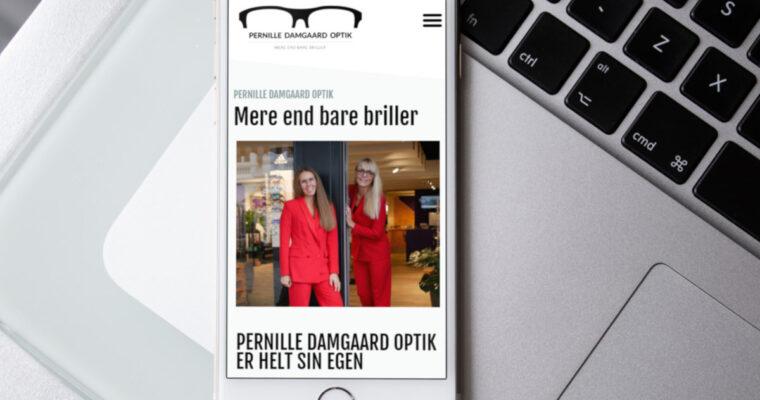 Pernille Damgaard Optik