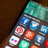 Vælg dine sociale medier med omhu