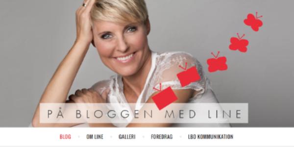 På bloggen med Line Baun Danielsen