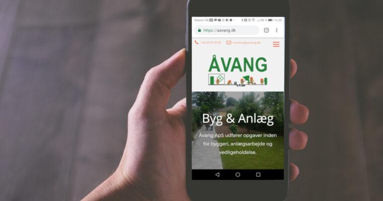 Åvang Byg & Anlæg